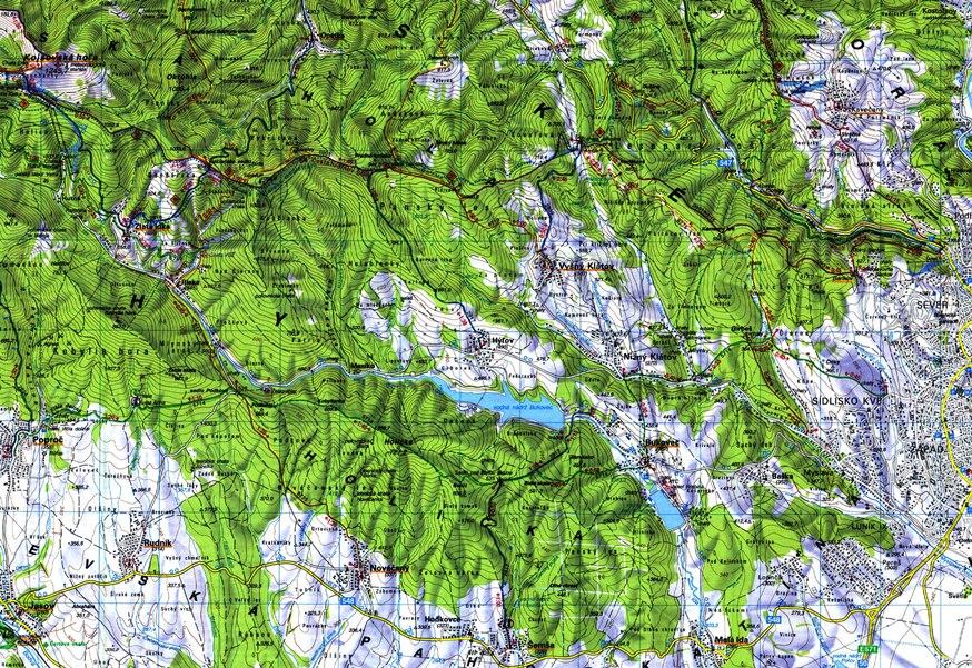 Turistická mapa pre vás od www.symbianmania.sk