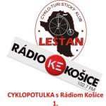 prva cyklopotulka s radiom Kosice