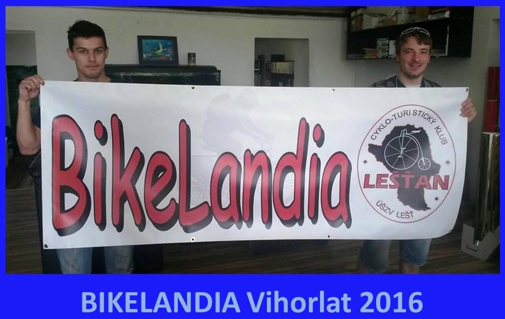 BIKELANDIA Vihorlat 2016