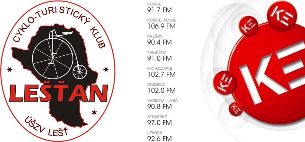 loga Radio KE a Lestan spolu